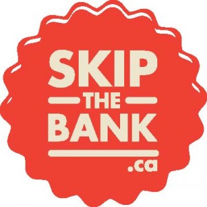 Skipthebank Stamp- RED1