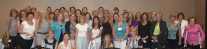 A wonderful sampling of the many women who make up 100 Women Who Care Guelph
