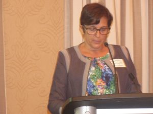 Rosemary Fernandez-Walkerpresented on behalf of the Guelph chapter of Association of Parent Support Groups of Ontario (APSGO),